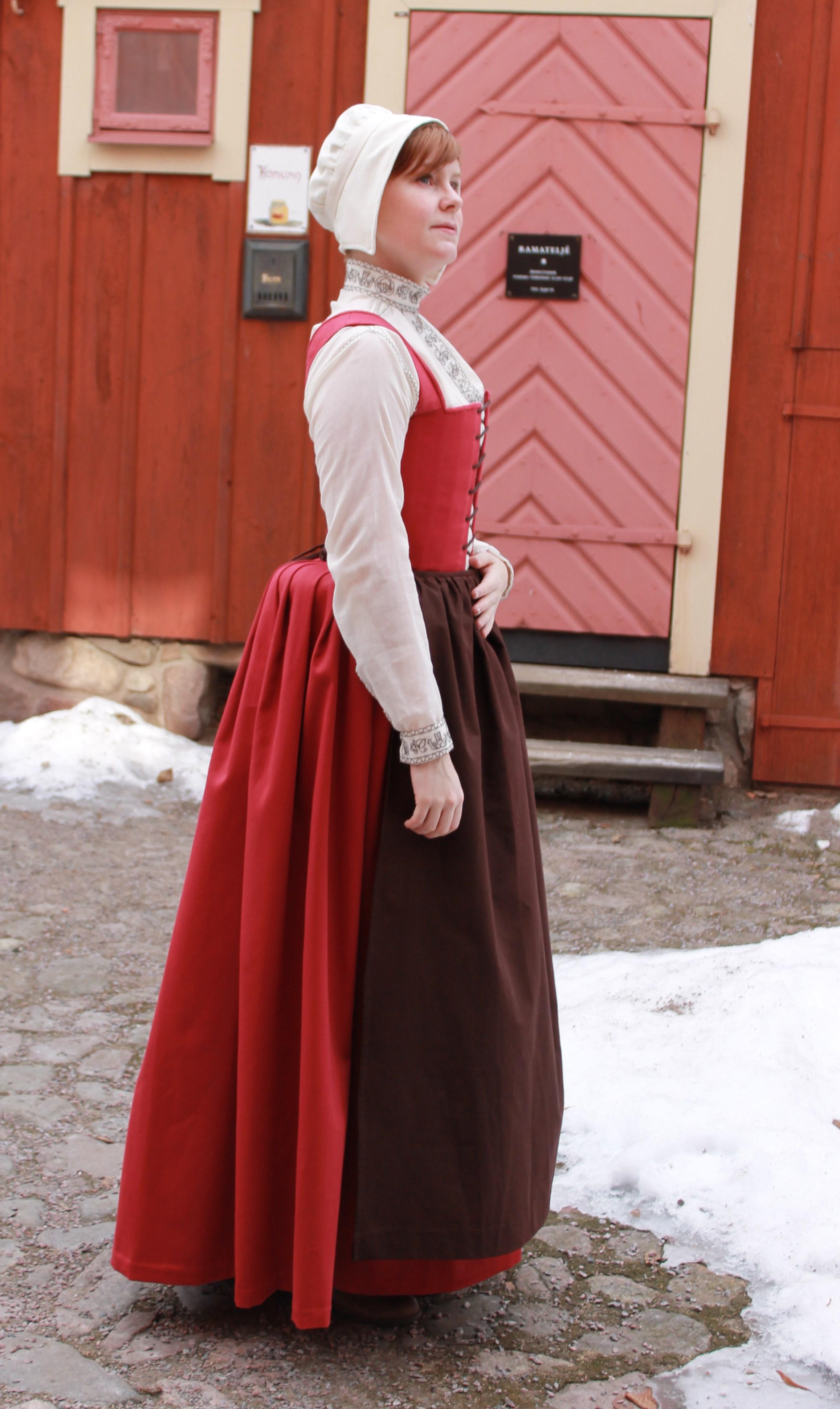 16th Century Peasant