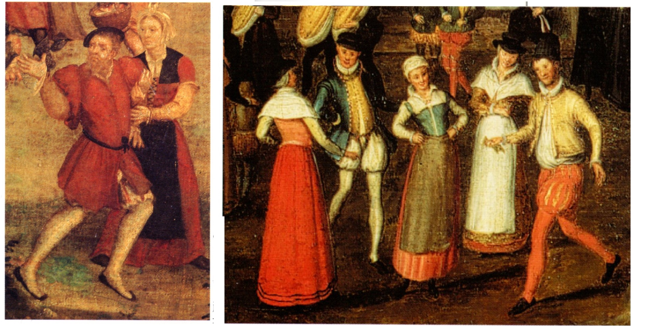 1550–1600 in Western European fashion