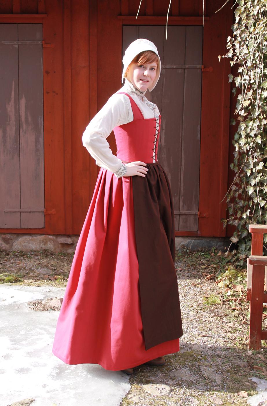 16th century Peasant |