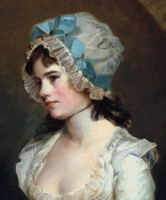 Mrs Williams circa 1790 by John Hoppner 1758-1810