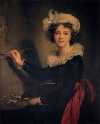 Vigée-Le-Brun-Self-Portrait-at-an-Easel-1790-Uffizi