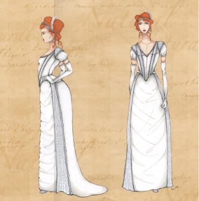 Anja-Balklänning