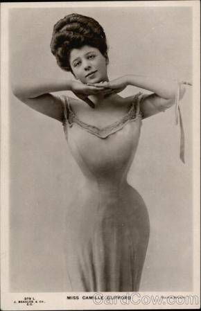 Camille Clifford - Gibson Girl