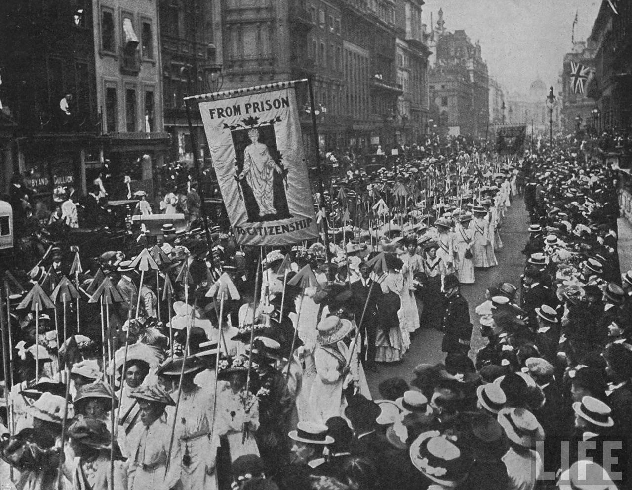 a history of the womans suffrage movement in the 19th century england Women in nineteenth-century america by dr graham warder, keene state college  during the first half of the nineteenth century, the evangelical fires of the second great awakening swept the nation.