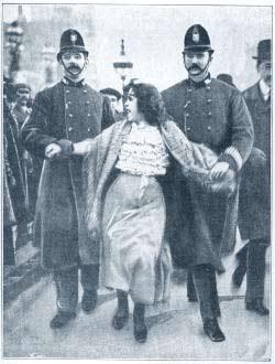 Arrested_Suffragette