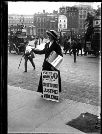 British_suffragette