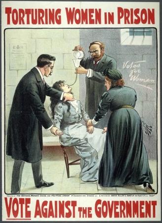 Suffragett tortyr