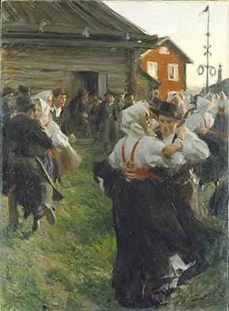 Midsummer Dance - 1897