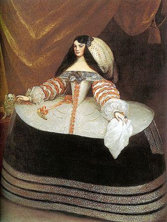 1660s Ines de Zúñiga, condesa de Monterrey by Juan Carreno de Miranda
