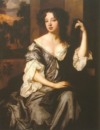 1671 Louise de Kérouaille by Sir Peter Lely