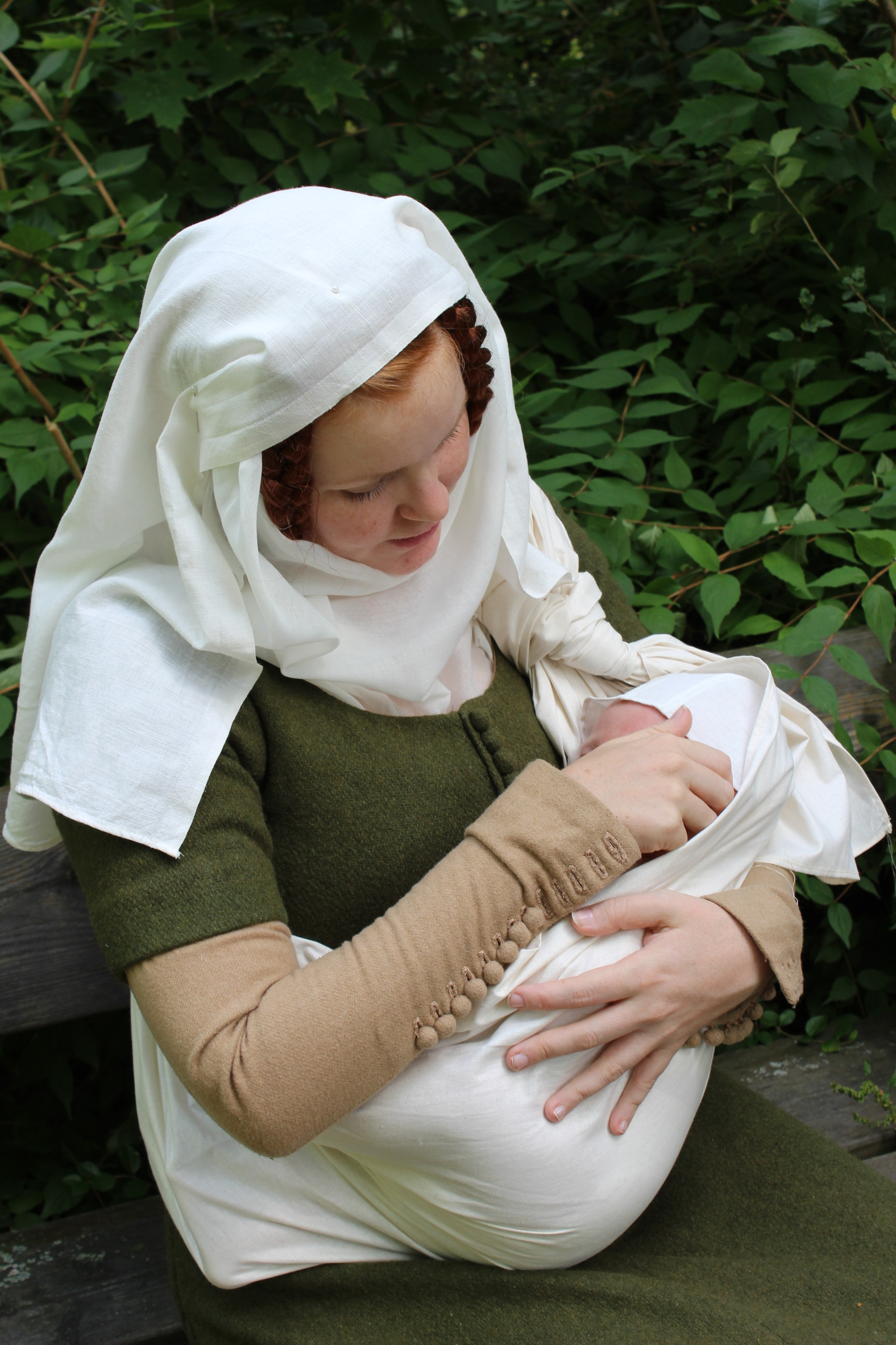 Traveling With Baby Medieval Baby Sling